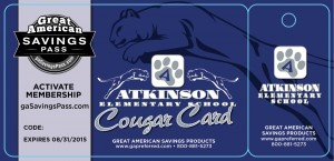 Cougar Card Sale