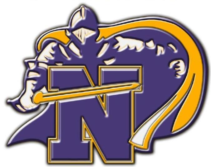 North Henderson Knight Logo