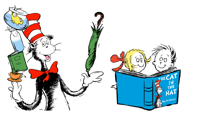 The Cat In the Hat & Kids