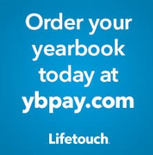 Order your yearbook today at ybpay.com Lifetouch