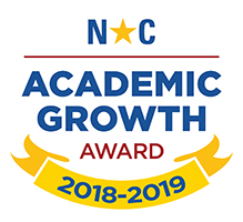 2018-2019 Award for NC Academic Growth