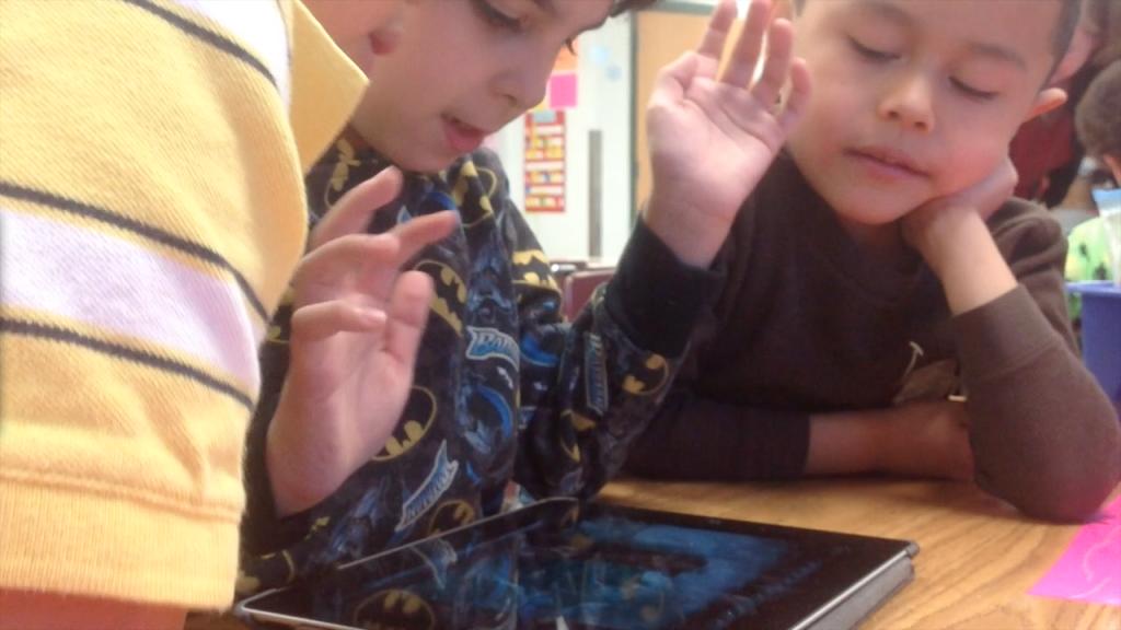 Digital Learning Day Screenshot