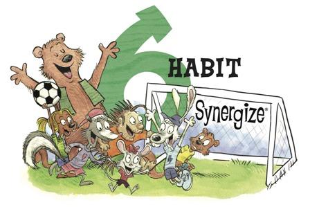 Habit 6 Synergize