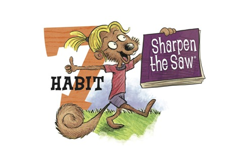 Habit 7 Sharpen the Saw