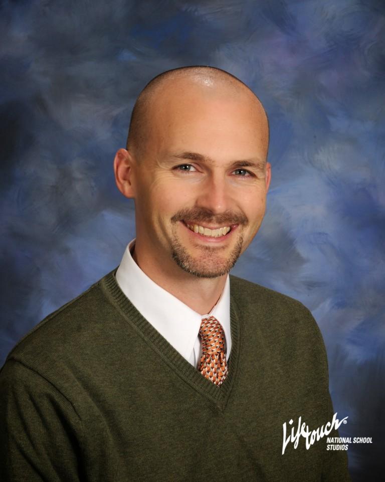 Mr. Taylor, Principal