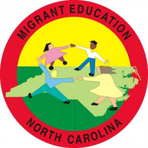 Migrant Education NC Logo