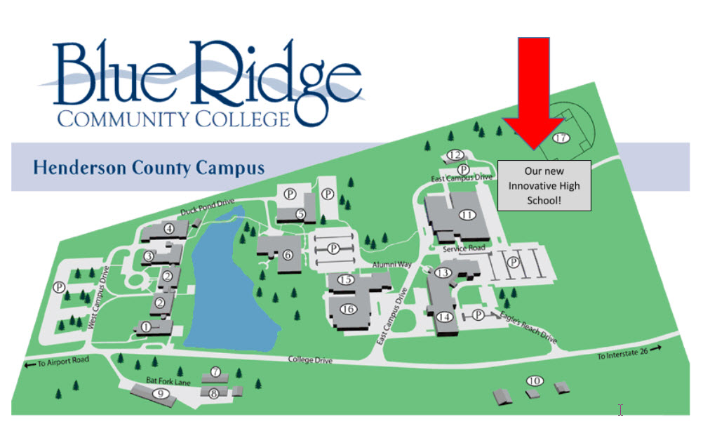 IHS Location at Blue Ridge Community College