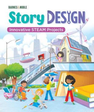 B&N Story Design Kit Book Cover