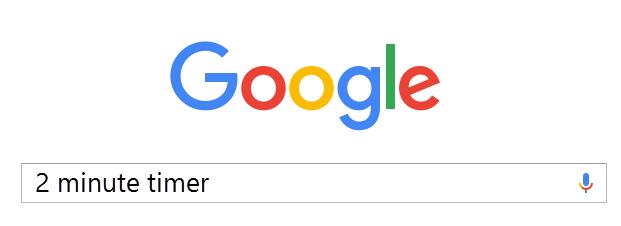 Google Timer Search Sample