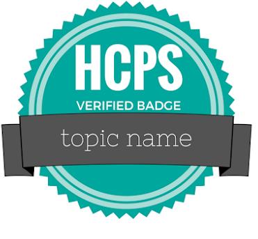 HCPS Verified Badge Sample