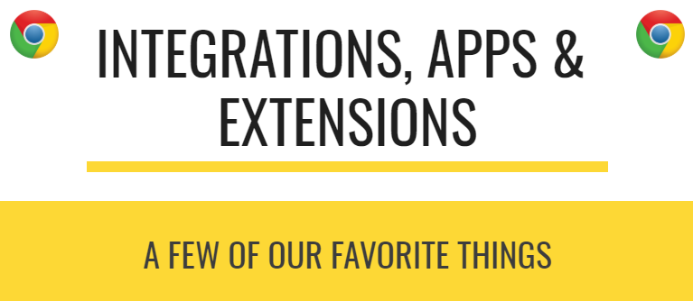 Integrations Apps and Extensions logo