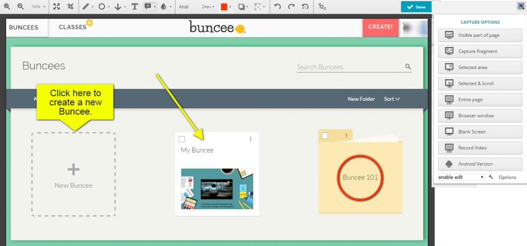 Nimbus Screenshot Screen Sample