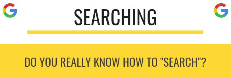 Google Searching logo
