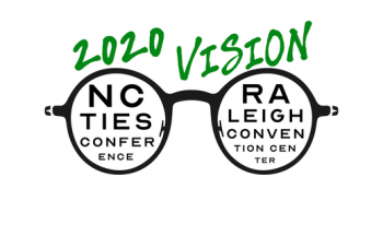 2020 Vision Logo for NCTIES