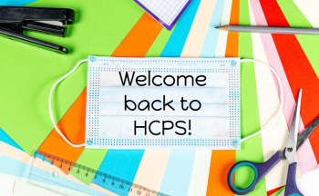 Welcome back to HCPS