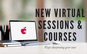 New Virtual Sessions & Courses