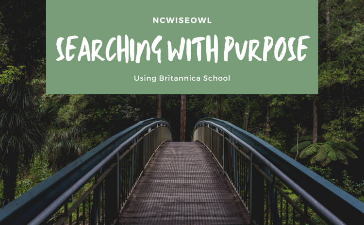 Searching with Purpose