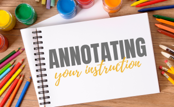 Annotating Your Instruction