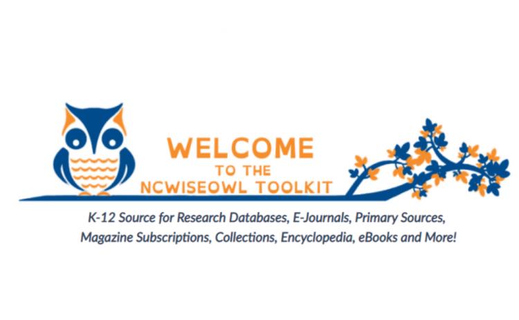 NC Wise Owl Toolkit Logo with Owl