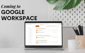 Coming To Google Workspace
