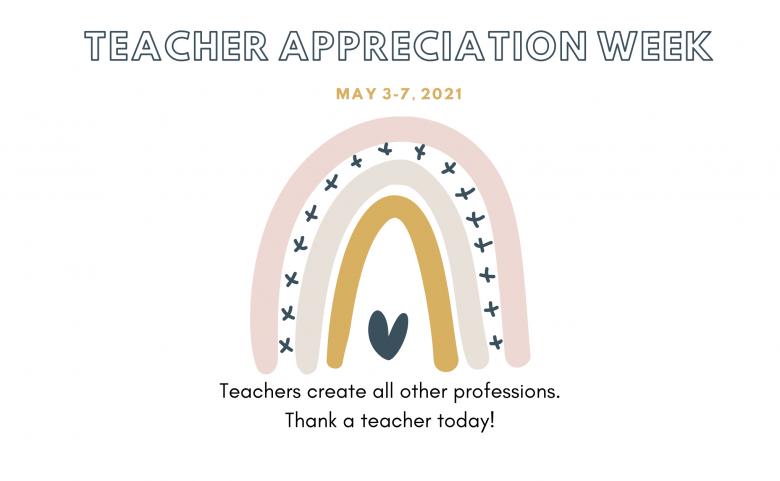 Teacher Appreciation Week 2021 asks everyone to thank a teacher