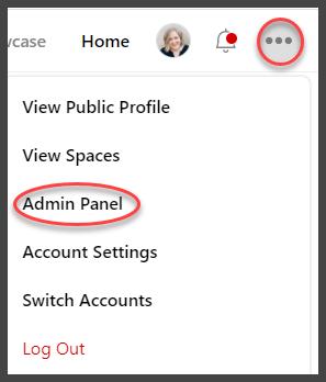 Wakelet Admin Panel