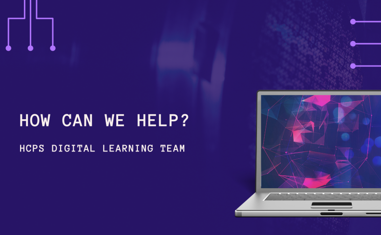 """Header image with computer and text """"How Can We Help?"""""""