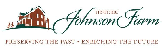 Johnson Farm past future logo