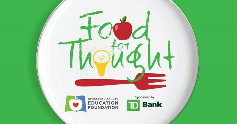 Food for Thought - Dine Out for Education