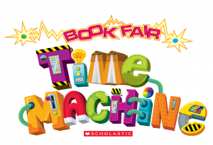 Time Machine Scholastic Book Fair