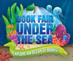 Under the Sea Scholastic Book Fair