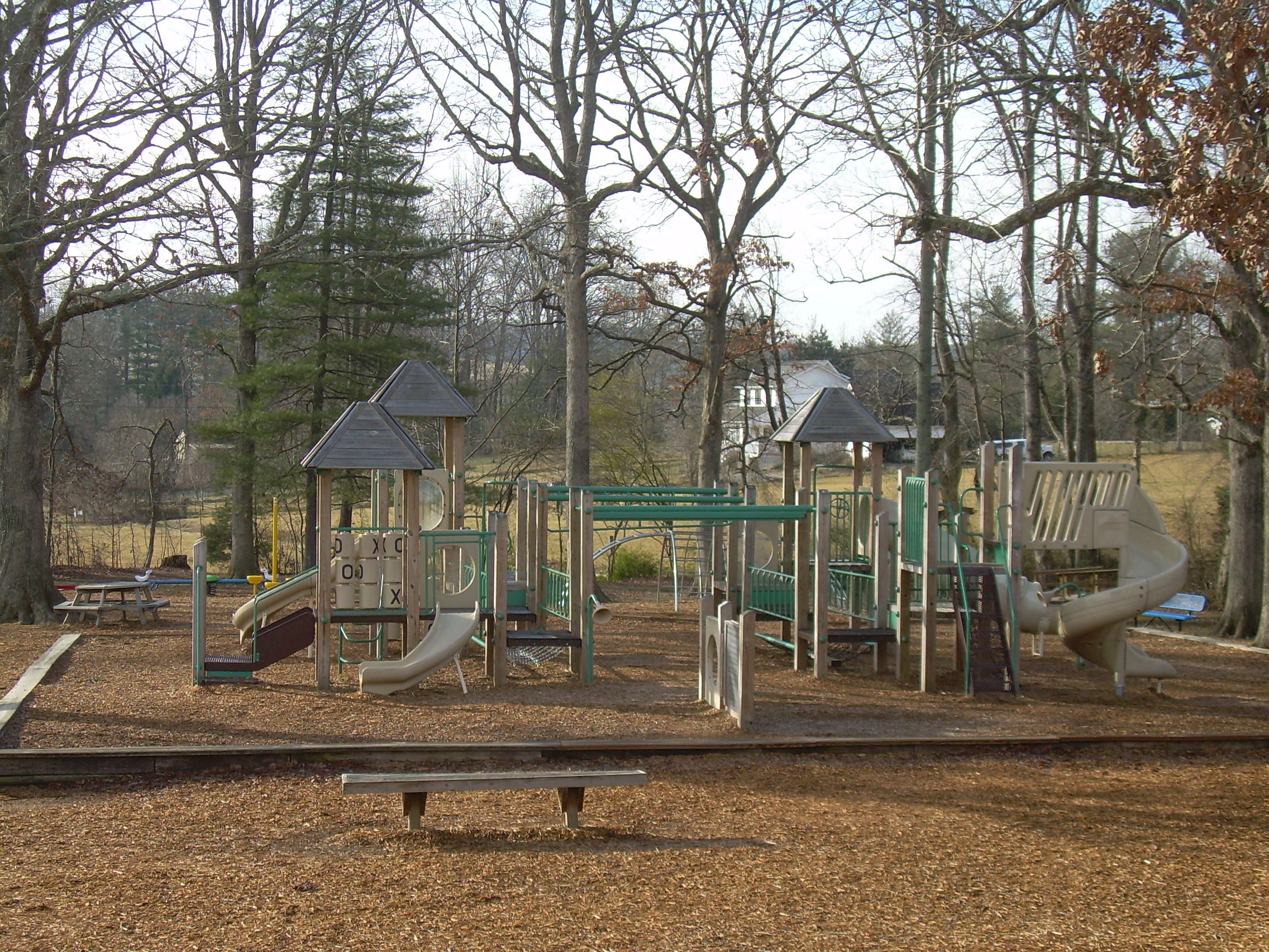 Mills River Playground
