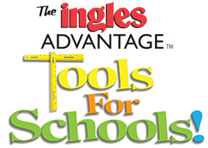 Ingles Tools for School – Mills River Elementary