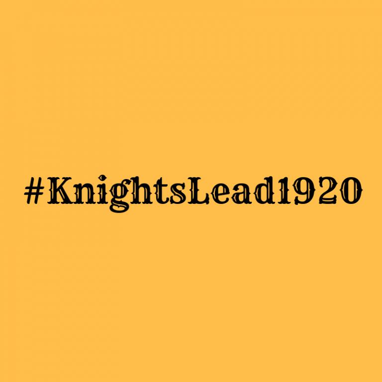 #KnightsLead1920