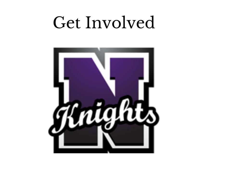 Knights Get Involved