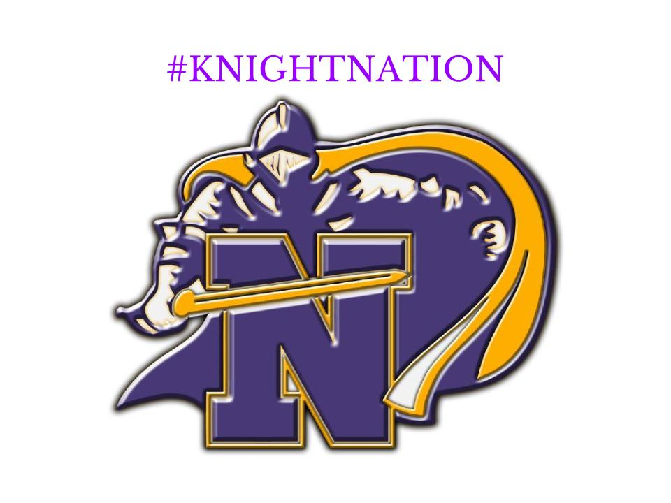 NHHS Knight logo