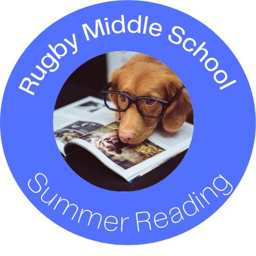 Dog Reading Summer Reading Book