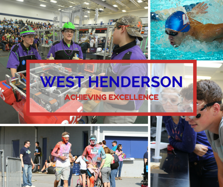 West Henderson Welcome