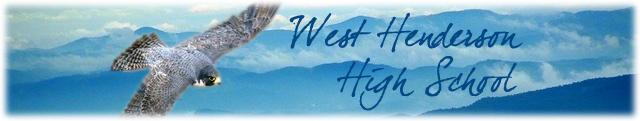 West Henderson Falcon Banner