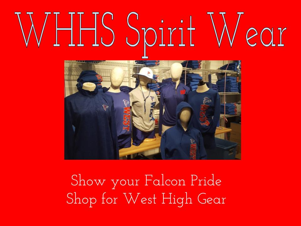 Photo of WHHS Spirit Wear Store