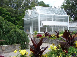 Greenhouse at Bullington