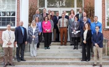 Principals and Henderson Oil representatives