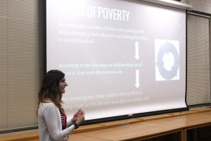 Presentation on the cycle of poverty
