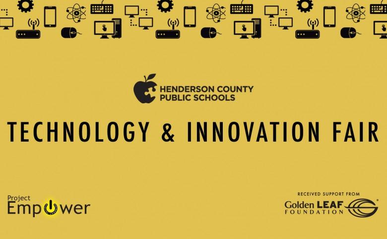 Technology & Innovation Fair ad