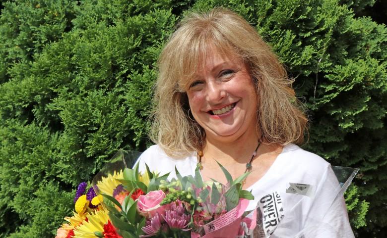 EC Educator of the Year Beth Julian