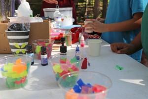 soapmaking materials
