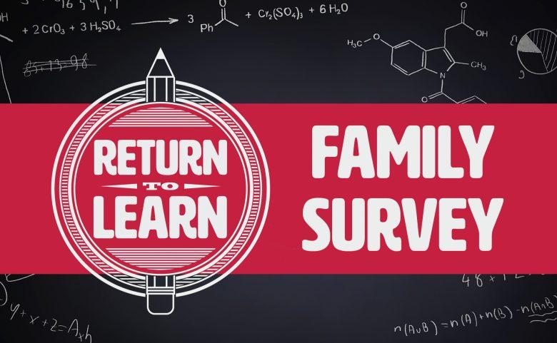Return to Learn Family Survey