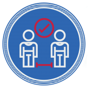 icon for health and safety
